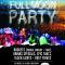 NYE 2014/15 Full Moon Party in Belushi's Paris canal