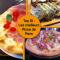 Top 10 des meilleurs pizza de Paris
