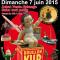 Toymania 2015 au Palais des Congrès, le salon des jouets anciens et publicitaires