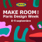 IKEA - MAKE ROOM FOR PARIS DESIGN WEEK