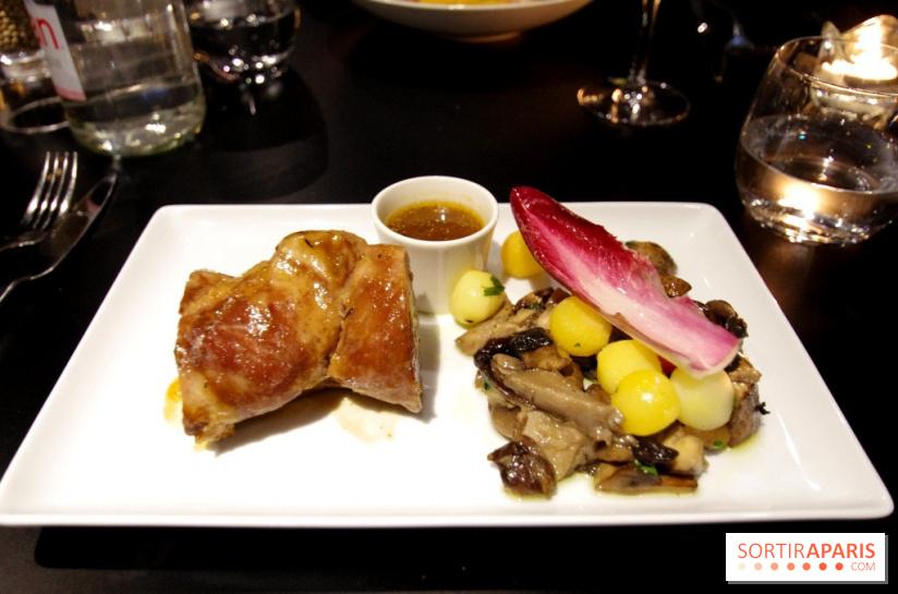 Le Philharmonie Paris Restaurant