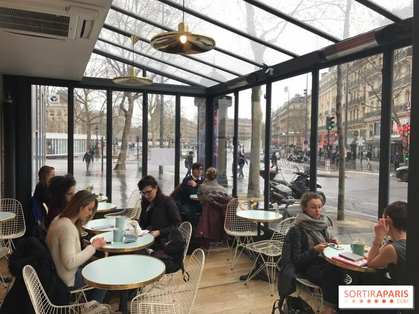 Maison Bon Republique Restaurant