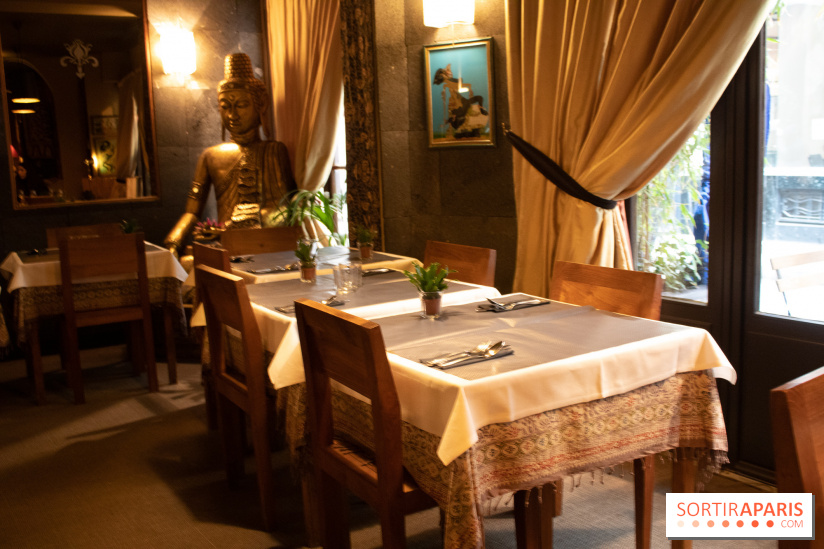 Djakarta-Bali, restaurant indonésien