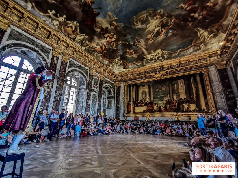 La Sérénade Royale au Château de Versailles, les photos