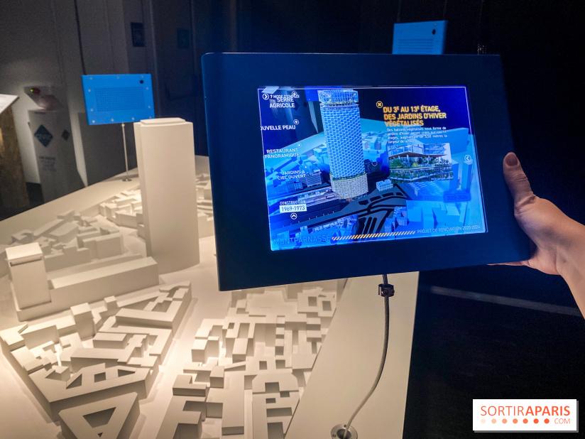 Exposition XXHL à la Cité des sciences et de l'industrie