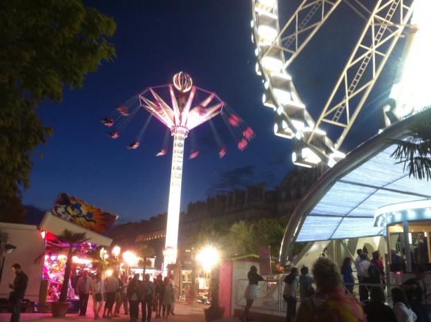 Tuileries Funfair 2018 Sortiraparis Com