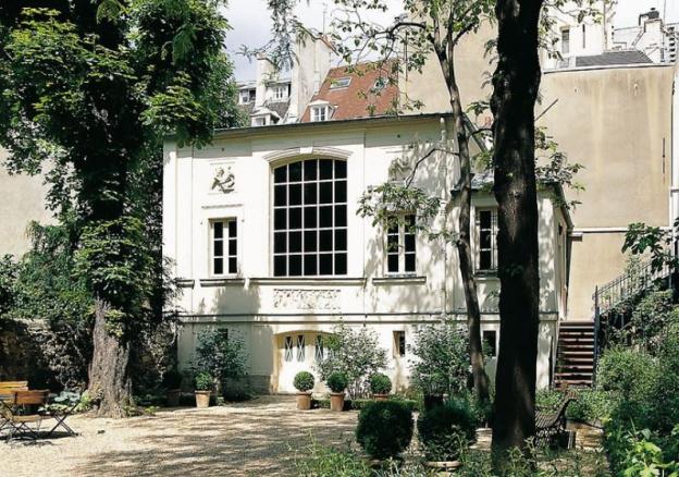 Musées et Monuments gratuits à Paris dimanche 1er septembre 2019 203353-musee-delacroix
