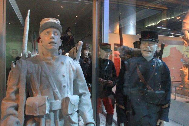 Musées et Monuments gratuits à Paris dimanche 1er septembre 2019 399052-vacances-de-la-toussaint-au-musee-de-la-grande-guerre