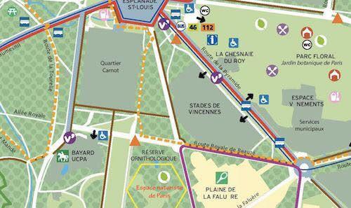 Ouverture de l'espace naturiste à Paris au Bois de Vincennes