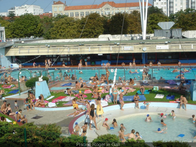 The Most Beautiful Outdoor Swimming Pools In Paris And Its