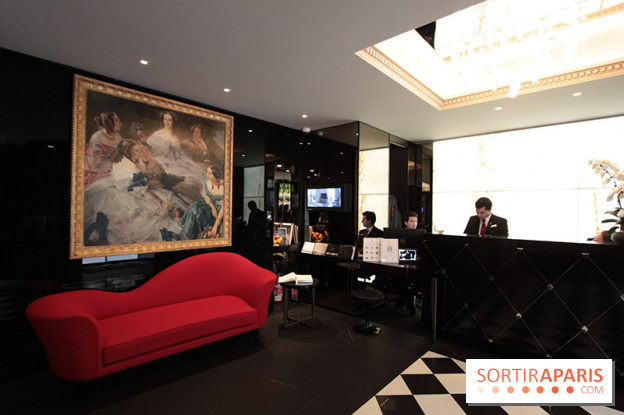 La Villa Haussmann, Paris new trendy hotel - Sortiraparis.com