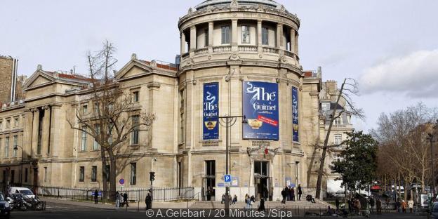 Musées et Monuments gratuits à Paris dimanche 1er septembre 2019 295273-journees-du-patrimoine-au-musee-guimet-hotel-d-heidelbach