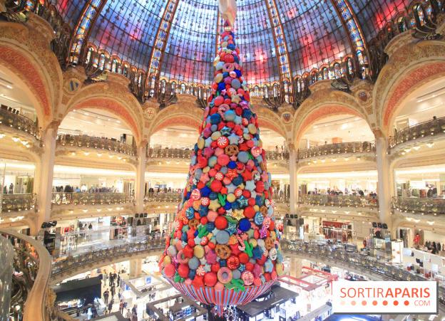 Noël 2017 aux Galeries Lafayette Noël 2017 aux Galeries Lafayette ...