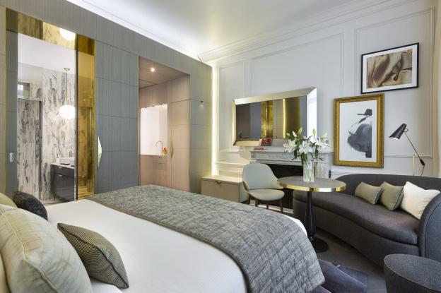 Ouverture en janvier 2019 de l'hôtel La Clef Champs-Elysées