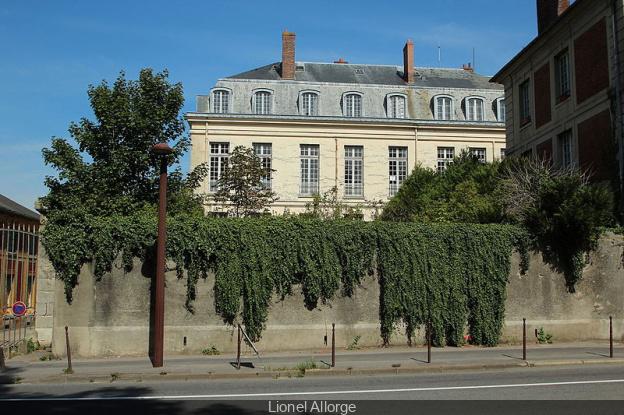 Ouverture en 2019 de l'Hôtel du Grand Contrôle à Versailles, avec un restaurant d'Alain Ducasse