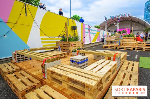 The Jardin Suspendu Season 2 The Huge Green Rooftop Of Paris Expo