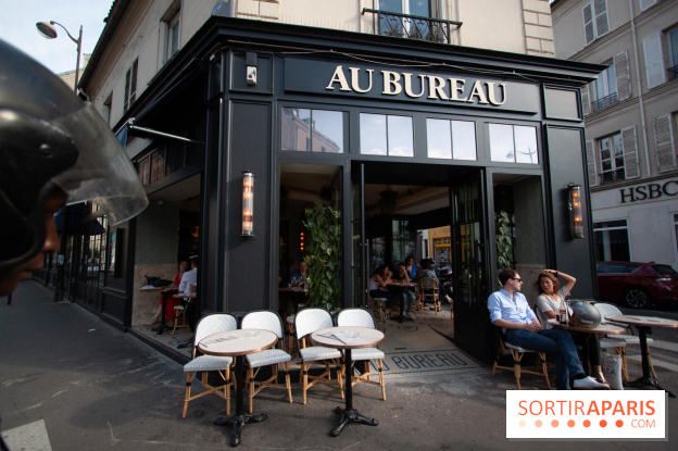 au bureau commerce la brasserie pub d couvrir dans le. Black Bedroom Furniture Sets. Home Design Ideas