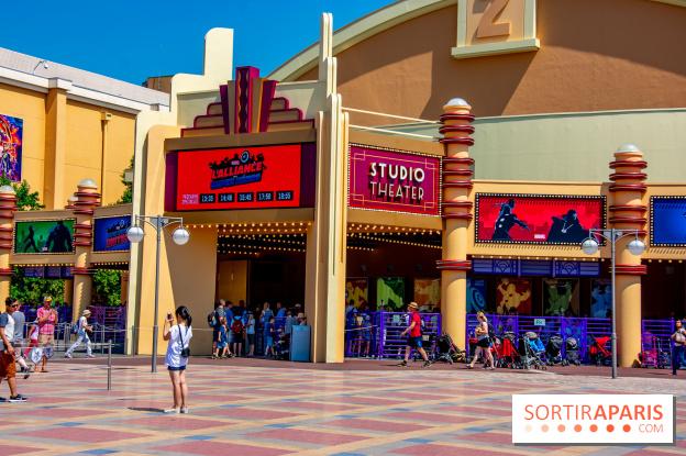 Marvel super heroes are coming to Disneyland Paris in 2020