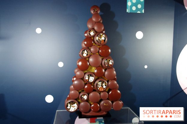 buche noel 2018 maison du chocolat Christmas chocolates and yule logs 2018 by La Maison du Chocolat  buche noel 2018 maison du chocolat