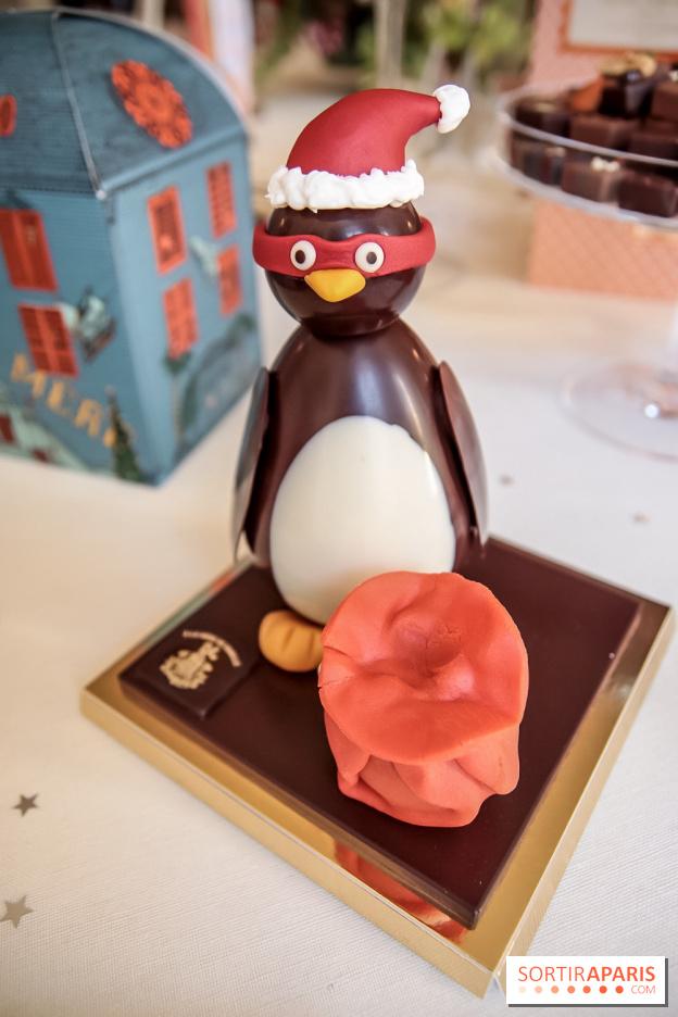 noel 2018 en famille Les créations chocolatées de A La Mère de Famille pour Noël 2018  noel 2018 en famille