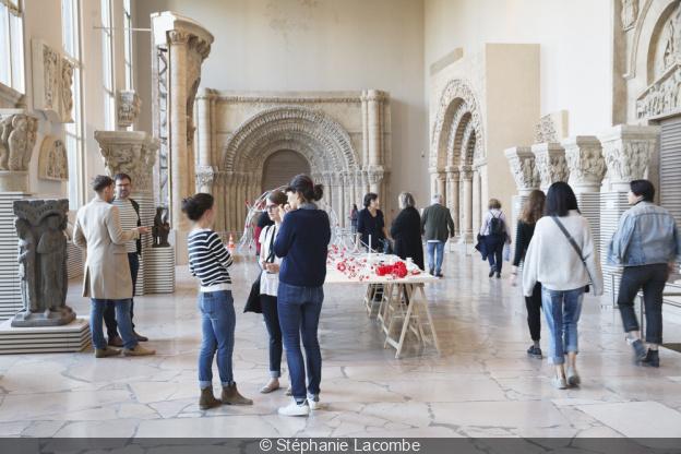 Musées et Monuments gratuits à Paris dimanche 1er septembre 2019 412698-cite-de-l-architecture-et-du-patrimoine-7