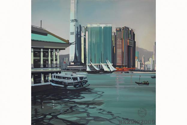 AUBOIRON WORLDWIDE - La peinture, l'architecture, le monde et moi...