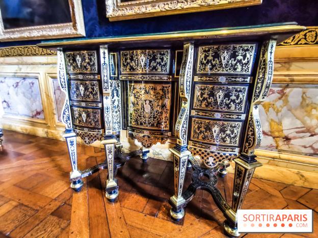 Versailles, les salles Louis XIV - photos