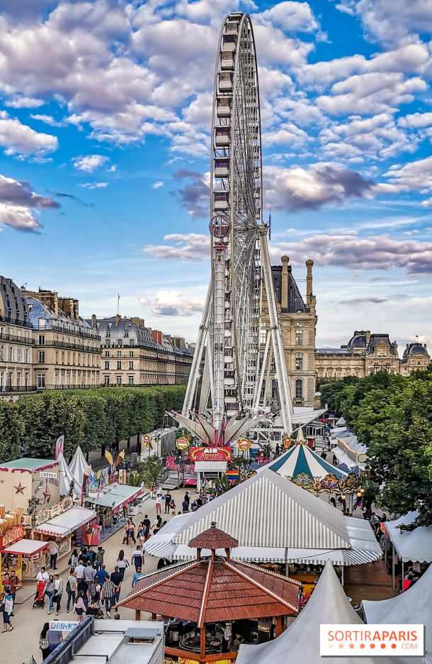 Tuileries Funfair 2019 Sortiraparis Com