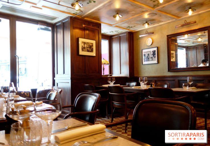 Restaurant Piero TT par Pierre Gagnaire à Paris, les photos