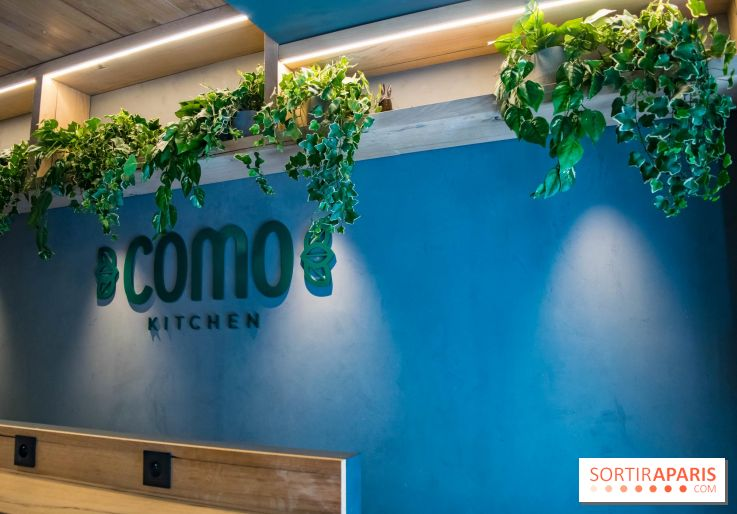 Como Kitchen, the new healthy