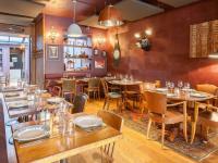 Macaille le second restaurant de norbert suresnes - Restaurant charly porte maillot ...