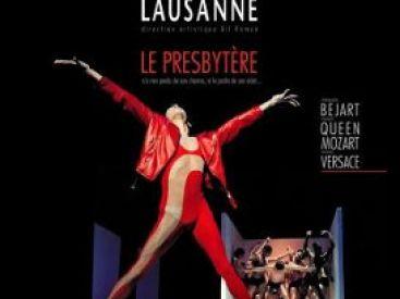 Le presbyt re du b jart ballet lausanne au palais des congr s notre critique - Lac des cygnes porte maillot ...