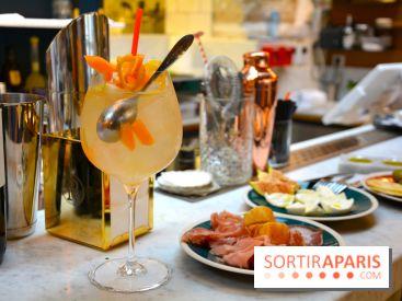 Ouverture Ostrea Restaurant Paris