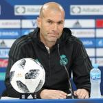 Covid-19 : Zinédine Zidane testé positif