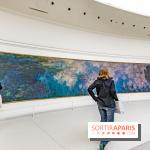 Les Nymphéas et artistes abstraits au Musée de l