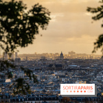 Visuel Paris vue du haut