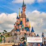 Visuels Disneyland Paris château