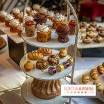 tea time du Shangri-La Hotel Paris 2020 par Maxence Barbot