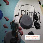 Climb Up, la plus grande salle d'escalade de France ouvre à Paris - nos photos