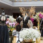 D'or et de lumière, l'exposition gratuite de robes de Jérôme Blin au Sofitel Paris le Faubourg