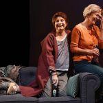 Juste une Embellie avec Corinne Touzet au théâtre du Lucernaire