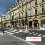 Visuel Paris vide confinement