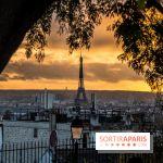 Visuel Paris Tour Eiffel