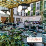 Kimpton St Honoré Paris, Restaurant Montecito