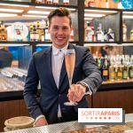 Le Limbar, salon de thé et bar du Cheval Blanc Paris