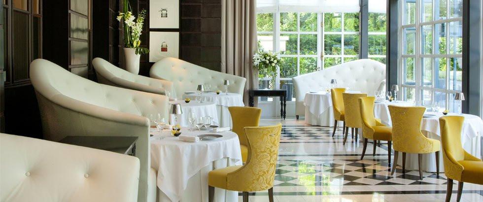 Gordon Ramsay Christmas Dinner.Christmas Eve Dinner 2018 At Gordon Ramsay Au Trianon Palace