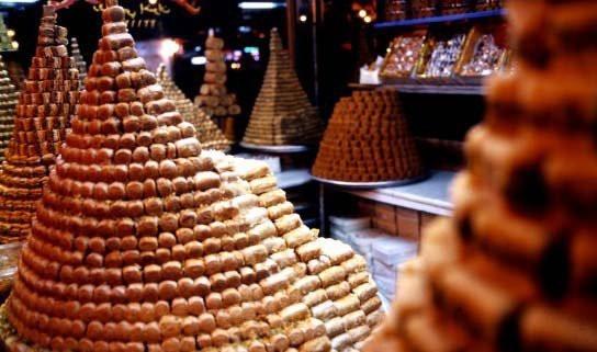 Où trouver les meilleurs pâtisseries orientales de Paris