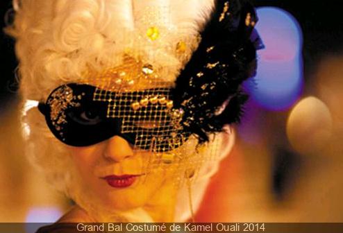 images détaillées Beau design gamme de couleurs exceptionnelle Le Grand Bal Masqué 2019 au Château de Versailles ...