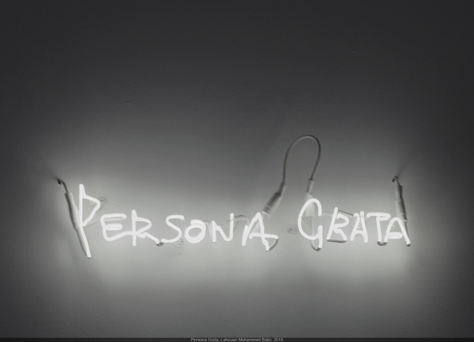 Persona Grata, the compelling exhibition at Paris Musée de l