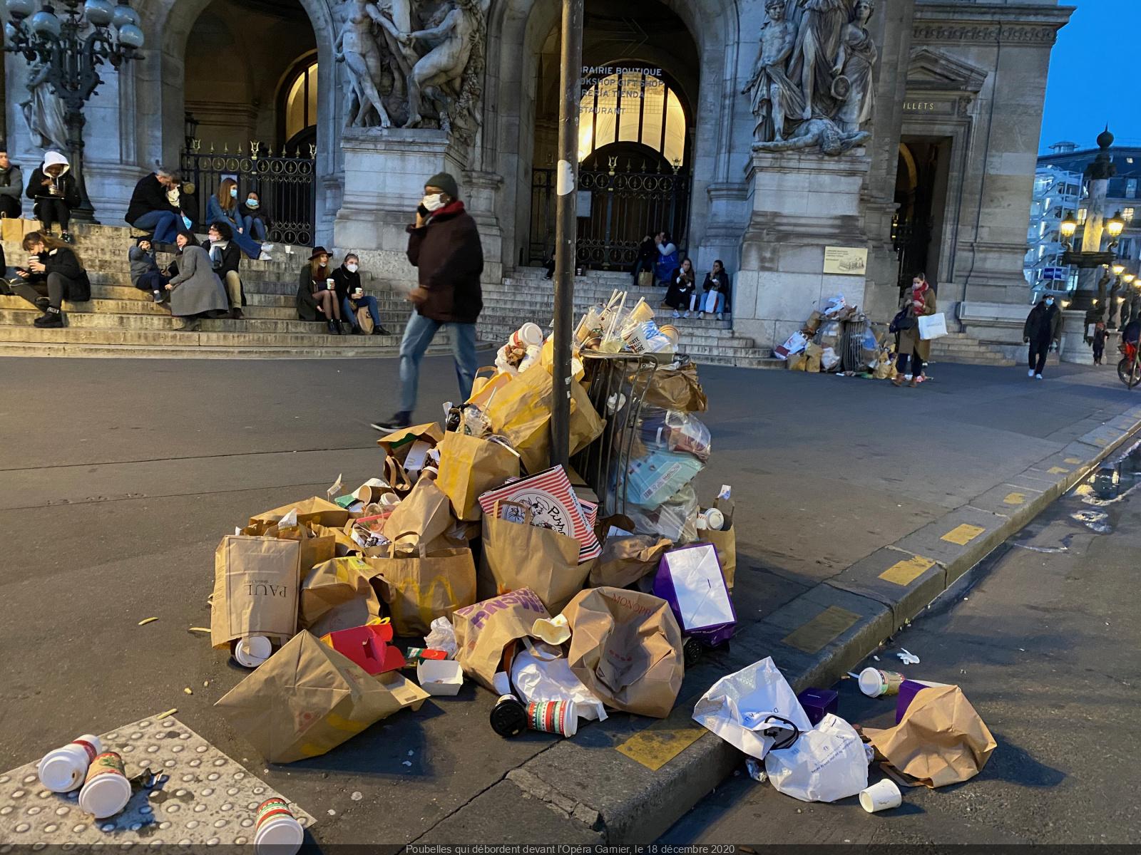 SaccageParis : la proprété de Paris attaquée sur les réseaux sociaux -  Sortiraparis.com